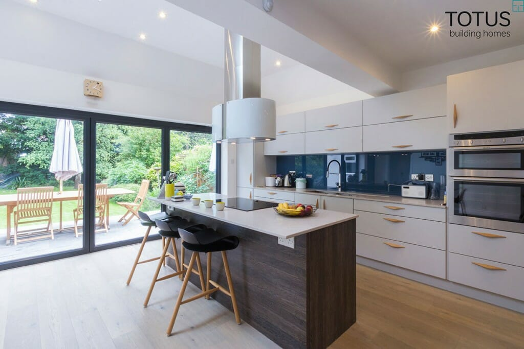 Thames Ditton Extension and Renovation